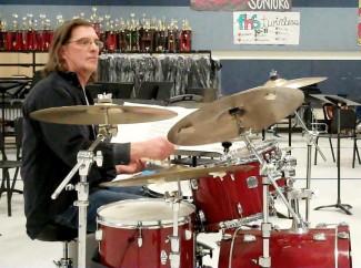 Paul Garretson - Ratamacamp - Percussion Camps