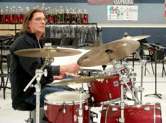 Paul Garretson - Ratamacamp - Percussion Camps